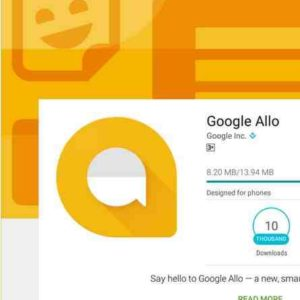 Google Allo for Desktop: One Click PC Install