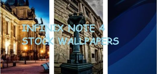 Infinix Note 4 Stock Wallpapers Download Complete Pack