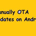 Install OTA ROM updates via Recovery ADB in 5 Seconds