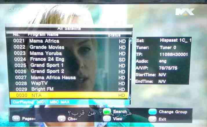 How to Track New TSTV Channels and New FTA Frequencies released!