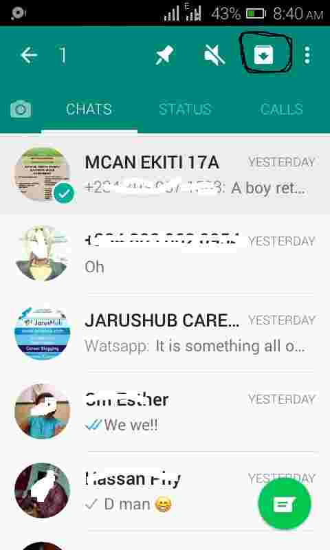 how to read others whatsapp chat