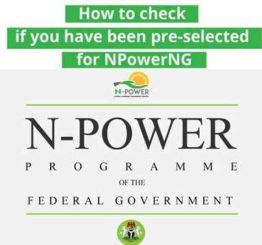 Npower No Pre-Selection List: Simply Bypass and Check Ur' Status