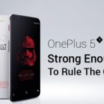 ONEPLUS 5T STAR WARS EDITION Specification: 'The Last JeDi'