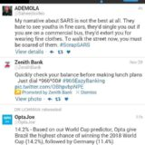 Download TWITTER LITE app optimized for low Internet