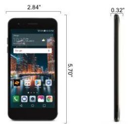 LG Tribute Dynasty smartphone Specification Price USA Canada
