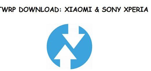 TWRP: Xiaomi Redmi Note 5 Pro, Sony Xperia XA2 & Xiaomi Mi Note 2