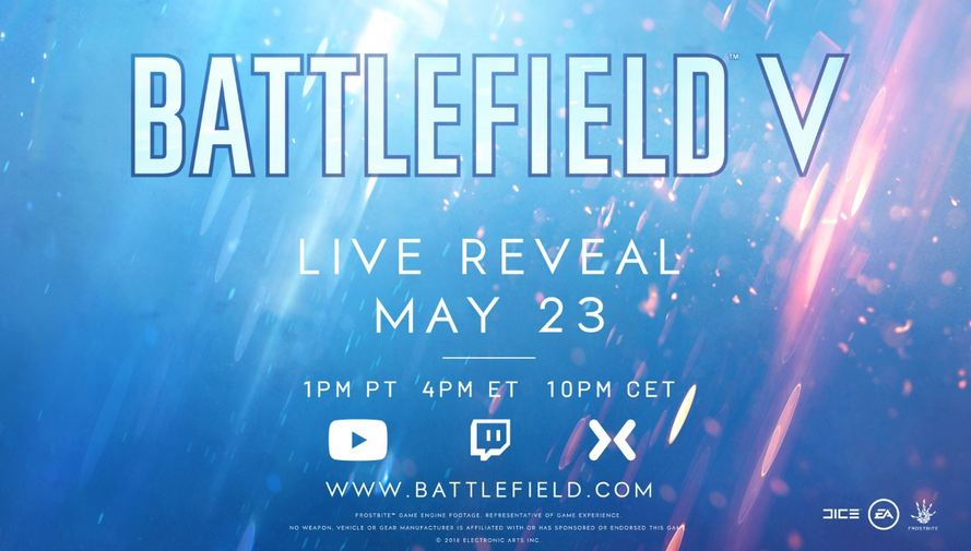 Top 10 Things to Expect from BATTLE FIELD V LIVE Reveal
