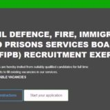 NIGERIAN FIRE SERVICE RECRUITMENT 2018
