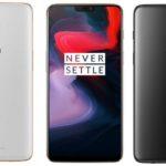 OnePlus 6 Top Specs