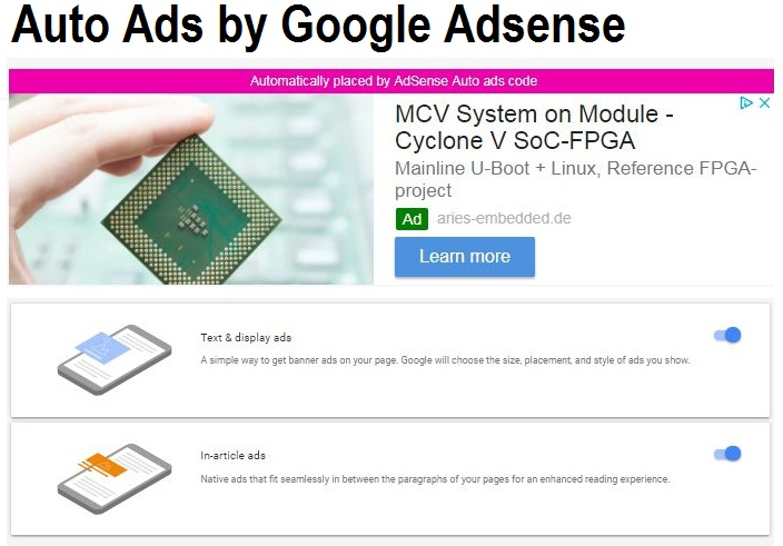 how to insert google auto ads blog boost adsense earnings