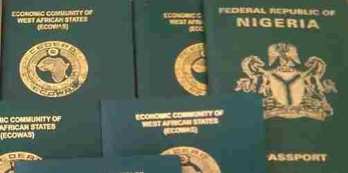 New Nigerian Passport