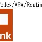 GTB Sort Codes Routing ABA Numbers