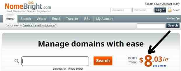 Top 30 Cheapest Domain Buying Registrar Websites