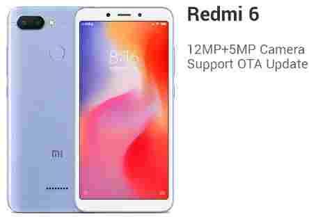 Xiaomi Redmi 6 Nigeria