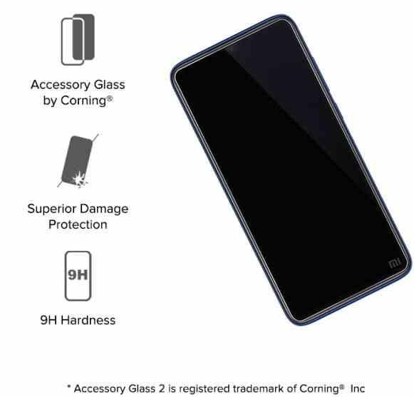 Redmi Note 8 & Redmi Note 8 Pro Mi Protective Screen Glass